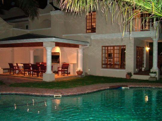 Map Millbury Guest House  in Mill Park  Port Elizabeth  Cacadu (Sarah Baartman)  Eastern Cape  South Africa