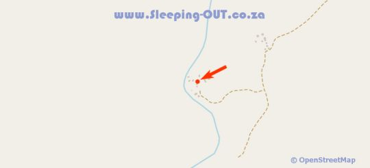 Map Shindzela Tented Safari Camp in Timbavati Game Reserve (LIM)  Greater Kruger Park  Kruger National Park (LIM)  Limpopo  South Africa