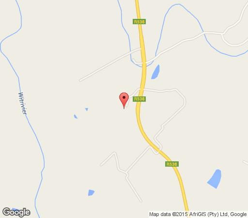 Map Belgrace Boutique Hotel in White River  The Panorama  Mpumalanga  South Africa