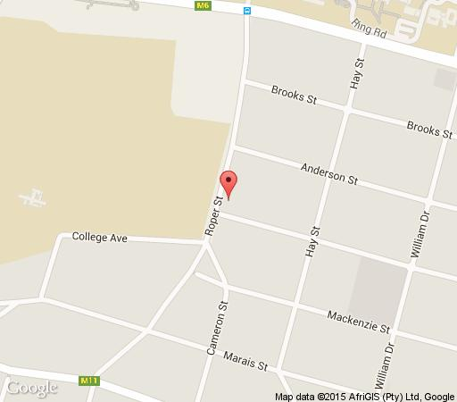 Map Close to Loftus in Brooklyn (PTA)  Pretoria Central  Pretoria / Tshwane  Gauteng  South Africa
