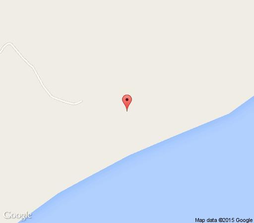 Map Chicunga Resort in Xai Xai  Gaza  Mozambique