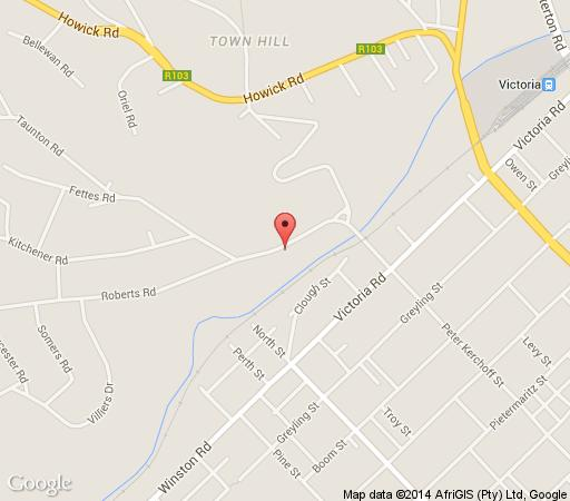 Map At Home - 24 in Clarendon  Pietermaritzburg  Midlands  KwaZulu Natal  South Africa