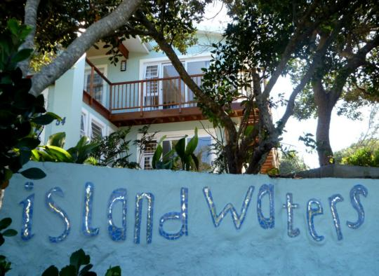 Map Island Waters Holiday Accommodation in Sedgefield  Garden Route  Western Cape  South Africa