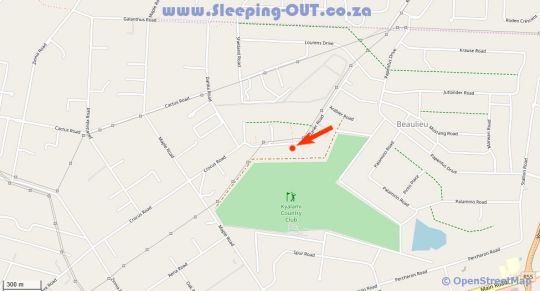Map The Paddocks in Kyalami  Midrand  Johannesburg  Gauteng  South Africa