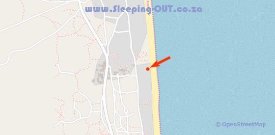 Map Water\'s edge beach house, Pool, Chef, Zanzibar in Paje  Zanzibar  Tanzania