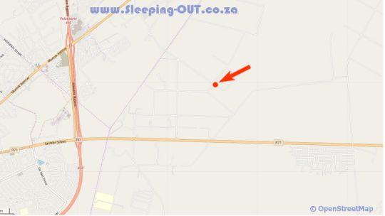 Map Destiny Inn Accommodation in Polokwane  Capricorn  Limpopo  South Africa