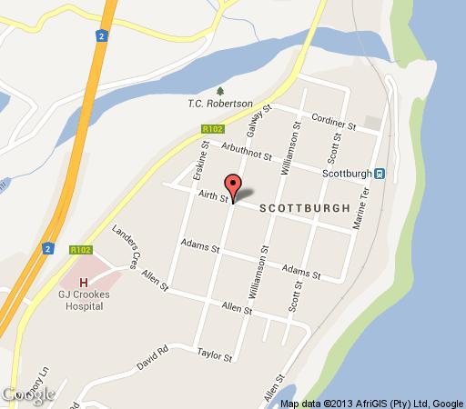 Scottburgh South Africa  city images : Sandpiper Cottages Scottburgh, South Africa