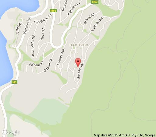 Map Atlantic Gold in Camps Bay  Atlantic Seaboard  Cape Town  Western Cape  South Africa