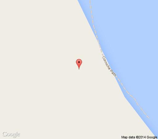 Map Msafini Hotel in Lamu  Kenya
