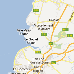 Mauritius map location - Where is port louis mauritius located ...