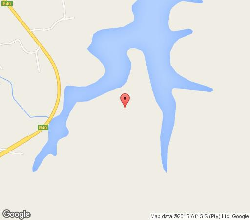 Map Swallowshouse in Hazyview  The Panorama  Mpumalanga  South Africa