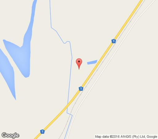 Map Gamka Olives Accommodation in Leeu-Gamka  Karoo  Western Cape  South Africa