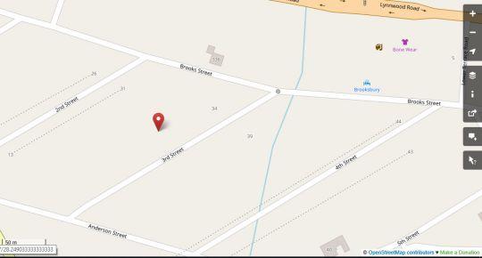 Map Ambiance Guest House in Menlo Park  Pretoria Central  Pretoria / Tshwane  Gauteng  South Africa