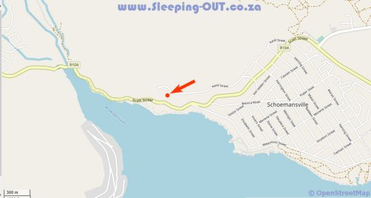 Map Annie\'s Boutique Guest House and Garden Spa in Hartbeespoort  Bojanala  North West  South Africa