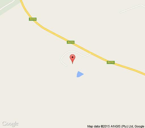 Map Zazu Guest Cottages in Malelane  Kruger National Park (MP)  Mpumalanga  South Africa