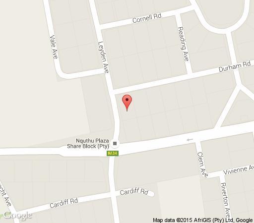 Map Annex Overnight Stay in Clubview  Centurion  Pretoria / Tshwane  Gauteng  Afrique du Sud
