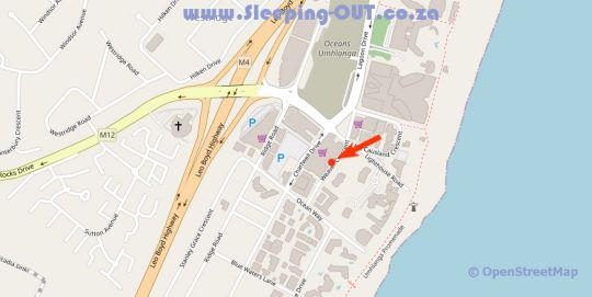 Map 506 Lighthouse Mall in Umhlanga Rocks  Umhlanga  Northern Suburbs (DBN)  Durban and Surrounds  KwaZulu Natal  South Africa