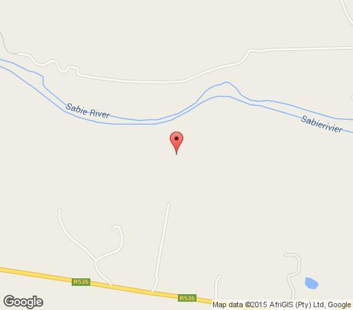 Map Gecko Lodge in Hazyview  The Panorama  Mpumalanga  South Africa