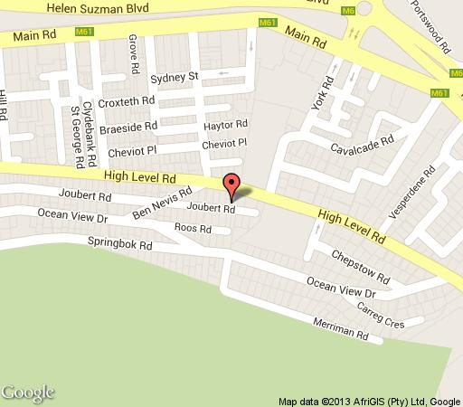 Map Ten on Joubert in Green Point  Atlantic Seaboard  Cape Town  Western Cape  South Africa