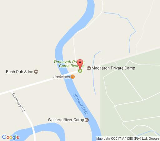 Map Kambaku Safari Lodge in Hoedspruit  Valley of the Olifants  Limpopo  South Africa