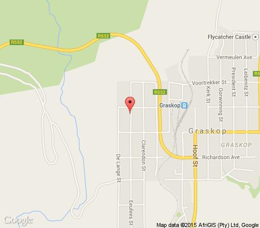 Map cosy corner holiday house in graskop the panorama mpumalanga south