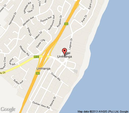 Map Sol Suites The Pearls of Umhlanga in Umhlanga Rocks  Umhlanga  Northern Suburbs (DBN)  Durban and Surrounds  KwaZulu Natal  South Africa