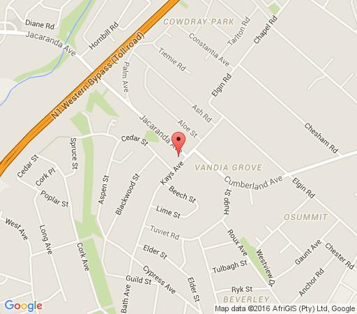 Map Janana Guesthouse & Conference Venue in Bryanston  Sandton  Johannesburg  Gauteng  South Africa