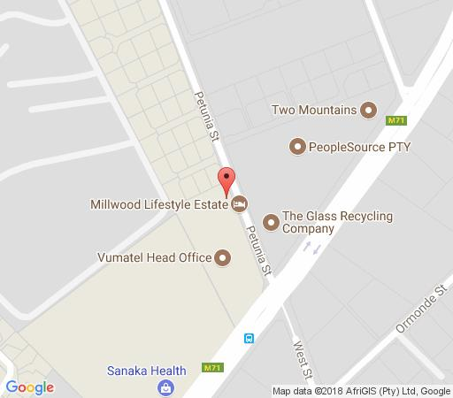 Map 7 Marula in Bryanston  Sandton  Johannesburg  Gauteng  South Africa