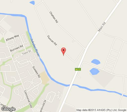 Map Aloe Lane Guest Lodge in Fourways  Sandton  Johannesburg  Gauteng  South Africa