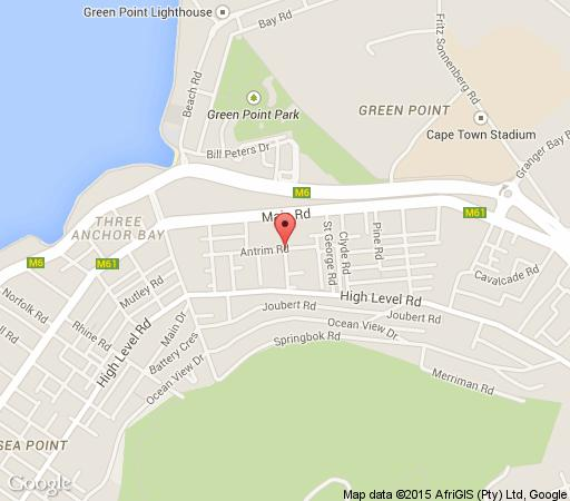 Map Odyssey in Green Point  Atlantic Seaboard  Cape Town  Western Cape  South Africa
