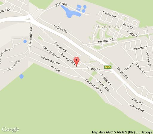 Map @ Twenty Four in Fish Hoek  False Bay  Cape Town  Western Cape  South Africa