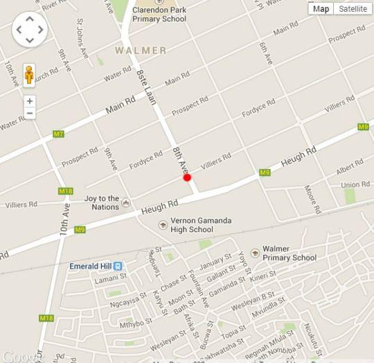 Masinga apartment walmer south africa - Port elizabeth south africa map ...
