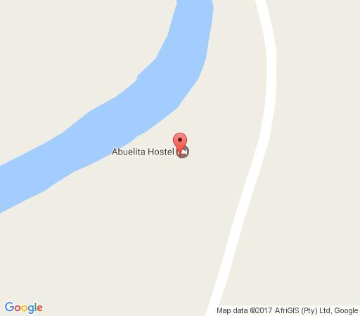 Map Abuelita Hostel in Lephalale  Waterberg  Bushveld  Limpopo  South Africa