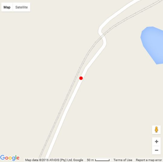 Map Tanglewood Country House in Dargle  Midlands  KwaZulu Natal  South Africa