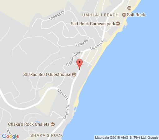 Map The Island 2 in Ballito  North Coast (KZN)  KwaZulu Natal  Zuid-Afrika