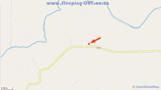 Map Mackers  in Hazyview  The Panorama  Mpumalanga  South Africa