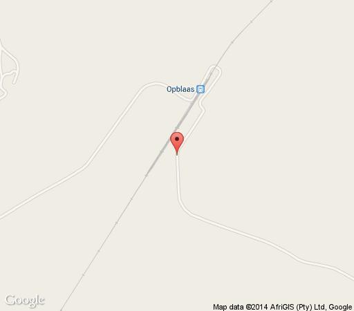 Map Bendito Ranch in Mokopane  Waterberg  Bushveld  Limpopo  South Africa