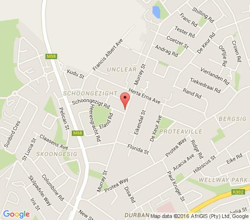 Map Cosimi Guesthouse in Durbanville  Northern Suburbs (CPT)  Cape Town  Western Cape  South Africa