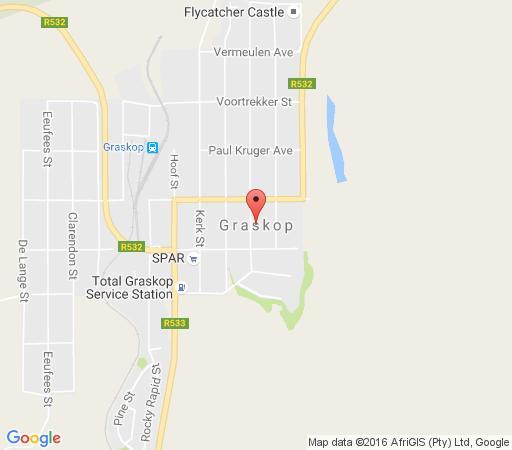 Map EBL Elephant, Buffalo & Lion in Graskop  The Panorama  Mpumalanga  South Africa