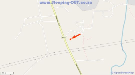 Map Lanseria Country Estate  in Lanseria  Midrand  Johannesburg  Gauteng  South Africa