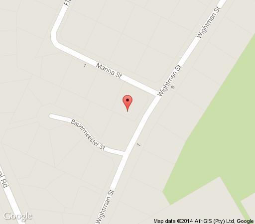 Map Tropico House B&B in Langebaan  West Coast (WC)  Western Cape  South Africa