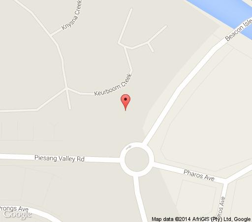 Map River Club Alcedonia in Plettenberg Bay  Garden Route  Western Cape  South Africa
