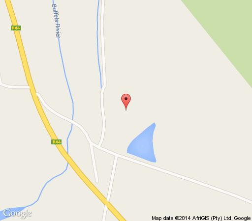 Map Sea Villa Glen Craig in Pringle Bay  Overberg  Western Cape  South Africa
