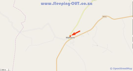 Map The Studio in Malkerns  Manzini (Region)  Swaziland