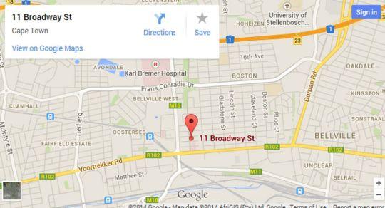 Broadway Guest House - Bellville, Südafrika | Deutsch