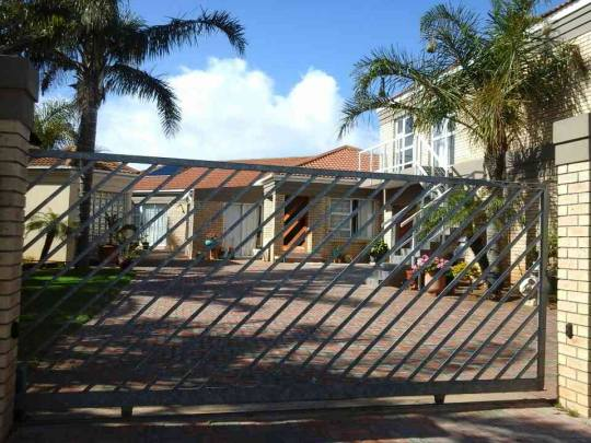 Map Abby\'s Guest House in Summerstrand  Port Elizabeth  Cacadu (Sarah Baartman)  Eastern Cape  South Africa