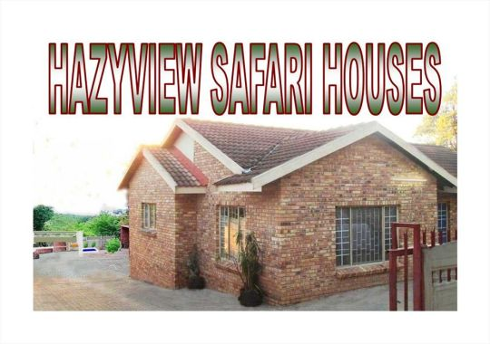 Map Hazyview Safari Houses in Hazyview  The Panorama  Mpumalanga  South Africa