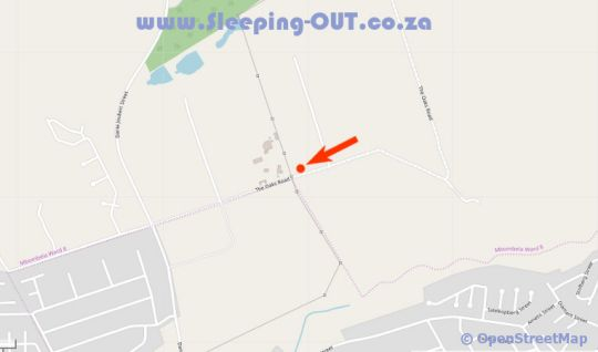 Map ilanda Guest House in White River  The Panorama  Mpumalanga  South Africa