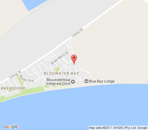 Map Eagles Rest Boutique Hotel in Saldanha  West Coast (WC)  Western Cape  South Africa