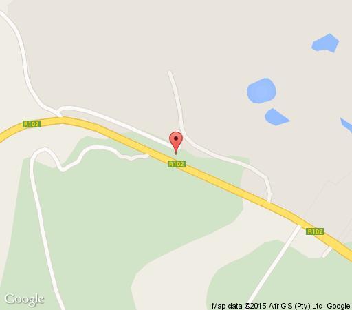 Map The Crimson Sunbird in Pennington  South Coast (KZN)  KwaZulu Natal  South Africa
